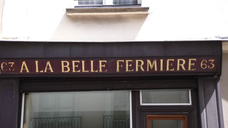 A La Belle Fermiere