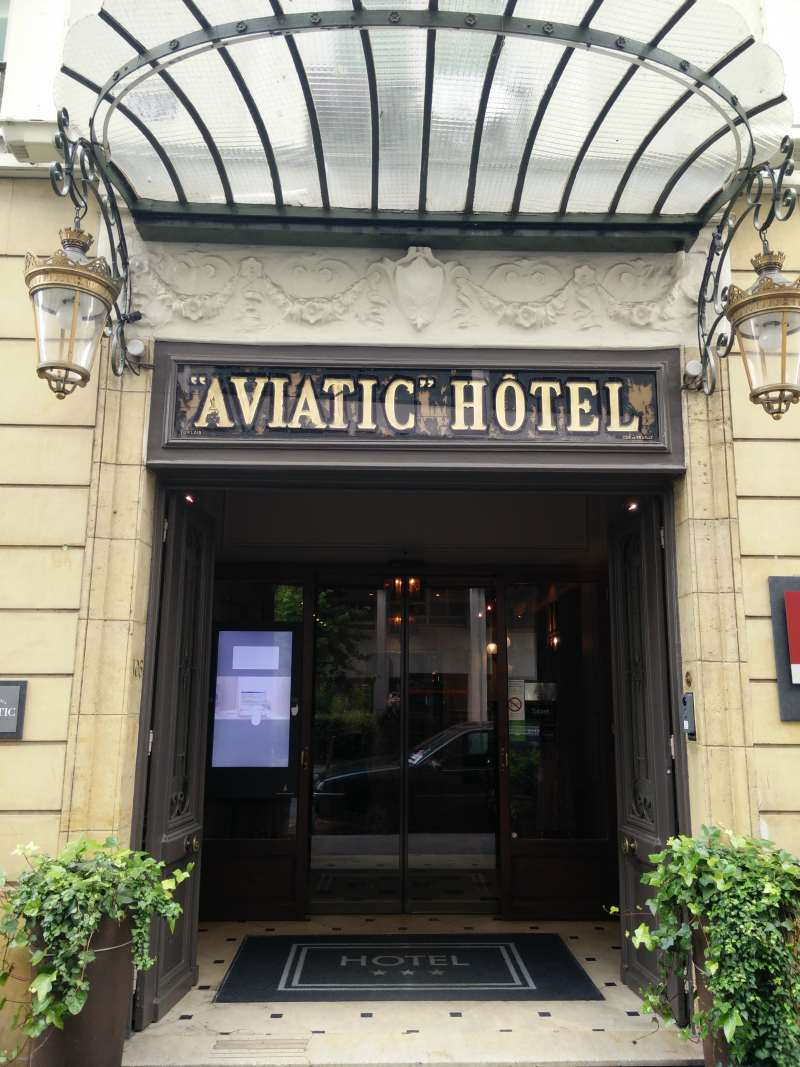 aviatic hotel