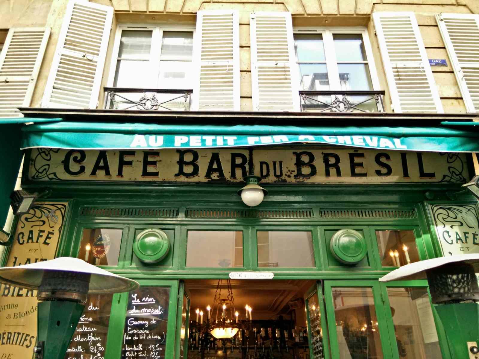 cafe bresil