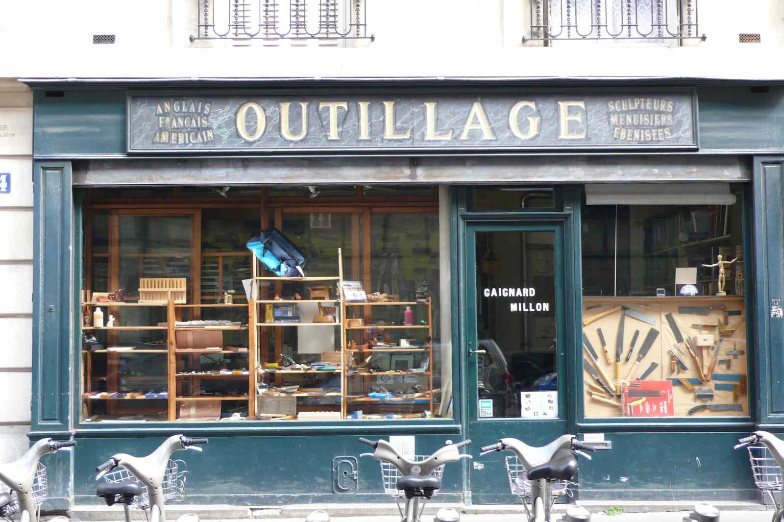 outilllage